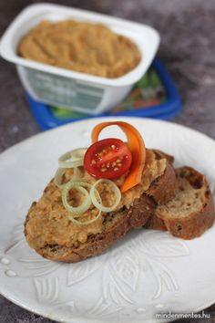 Vegan Breakfast, Breakfast Recipes, Vegetarian Recipes, Healthy Recipes, Vegan Hummus, Dairy Free, Food And Drink, Diet, Baking