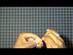 SAF 2012: Handmade Stitched Embellishments - YouTube