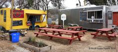 South Austin Foodie: Guide to South Austin Food Trailers