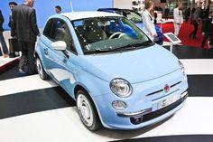 """Na genewskim """"wybiegu"""" można podziwiać Fiata 500 VINTAGE '57 oddającego hołd dla ikony Made in Italy z 1957 roku! Jak Wam się podoba? Szczegóły: http://www.fiatpress.pl/press/detail/808"""
