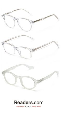 the best computer readers with a clear frame readerscom computer reading glasses
