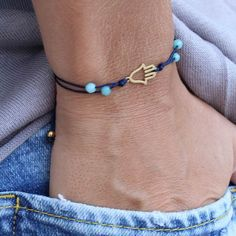 Min 1pc Newest Fashion accessories spring Cute gold plated palm bracelet for women girl BA-100
