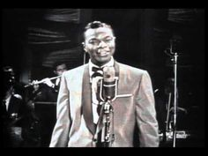 Nat King Cole - Red Sails In The Sunset. Nat was my Dad's all time  favourite singer.akl
