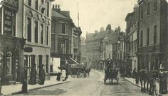 Edwardian Micklegate. From the Peggy Sterriker collection