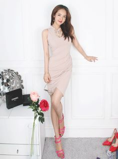 sexy innocence lovely dress /korean fashion