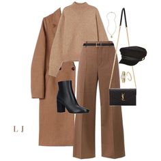 Winter Fashion Outfits, Fall Winter Outfits, Look Fashion, Autumn Winter Fashion, Korean Fashion, Classy Outfits, Pretty Outfits, Stylish Outfits, Mode Dope