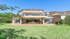 3 Bedroom Townhouse for sale in Zimbali Coastal Resort & Estate - Forestwood Drive - Kwazulu Natal, Open Plan Living, Ground Floor, Living Area, Townhouse, Property For Sale, Coastal, Mansions, Bedroom