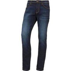 Tom Tailor Herren Josh Regular Slim Jeans, braun, unifarben, Gr.32/32 Tom TailorTom Tailor