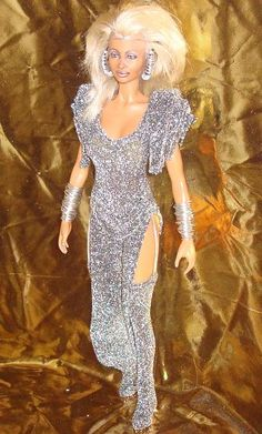Tina Turner doll