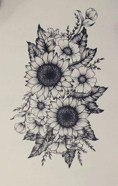 Tanto para o braço - Tattoos Body Art Tattoos, New Tattoos, Small Tattoos, Cool Tattoos, Tatoos, Side Body Tattoos, Arm Sleeve Tattoos, Thigh Tattoos, Finger Tattoos