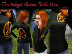 Nerd Alert: Hunger Games meets The Sims!