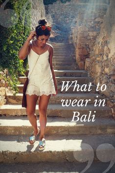 A fashion editors guide to what to wear in Bali Source by lisafirle outfit ideas Honeymoon Dress, Bali Honeymoon, Honeymoon Outfits, Vacation Outfits, Vacation Ideas, Capsule Outfits, Fashion Capsule, Capsule Wardrobe, Fashion Outfits