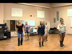 The basic Country Girl Shake it for Me line dance. Dance along! Country Swing Dance, Country Line Dancing, Dance Workout Videos, Dance Videos, Exercise Videos, Dance Information, Shake It For Me, Dance Like No One Is Watching, Dance Tops