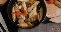 Enjoy the goodness of Pasta at Gulmurg......Mangia Bene!