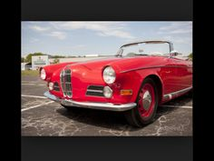 Amazing 1957 BMW.... My dreammmmmm car