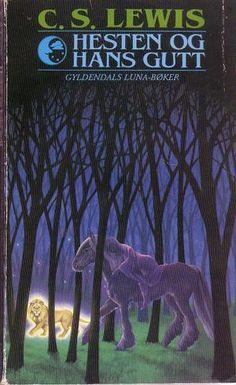 """""""Hesten og hans gutt"""" av Clive Staple Lewis"""