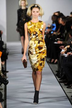 Oscar de la Renta - Ready to Wear Fall 2012