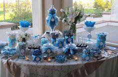 candy bar color azul