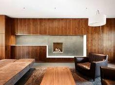 modern fireplaces - Google Search