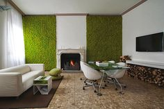 As urbanites get more and more isolated from the natural world, their desire to maintain some sort of connection has inspired creative new interior design ideas like moss walls to fill their needs. Moss walls are a beautiful and relatively low-maintenance way to bring some beautiful nature into your home. Though walls like these can …