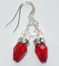 **Holiday Lights Earrings*** Cute new DIY project on the Idea Page today! Look for Project 2-49 for the details and materials list. Don't forget to use Coupon Code TAKEFIVE for $5 Off your purchase of $50+ this weekend!