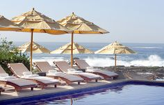 Grab a margarita and enjoy laying out by our infinity pool!  Esperanza Resort, Cabo  http://www.esperanzaresort.com
