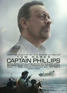 Captain Phillips - I'm watching this on Friday because Mark is obsessed with this story.