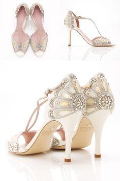 Francesa shoes  weddingshoes Gatsby Wedding 056b936ff9f4