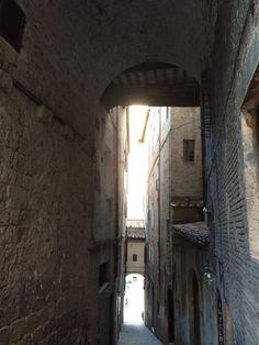 Vicolo Siena