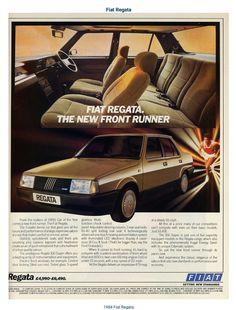 1984 FIAT Regata