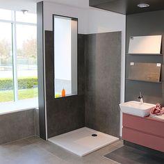 Home Building Design, Building A House, Ikea, Sweet Home, Bathtub, Mirror, Bathroom, Diy, Furniture