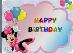 cute happy birthday wishes messages text sms with quotes sms wishes poetry Disney Birthday Wishes, Happy Birthday Mickey Mouse, Happy Birthday Wishes Messages, Happy Birthday Kids, Happy Birthday Pictures, Happy Birthday Greeting Card, Birthday Cards, Happy Birthday Wallpaper, Birthdays