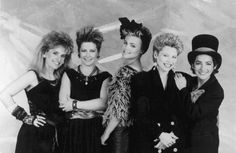 the Go Go's..loved them!