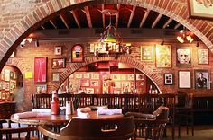 Looking for a place to celebrate St. Patrick's Day? Check out the best Irish Bars in America!