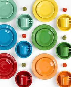 fiesta dinnerware is fantastic.  sc 1 st  Pinterest & Vintage Fiestaware Photos | Pinterest | Fiestas Dinnerware and ...