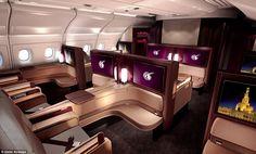 Sólo unas aerolíneas élites en el mundo cuentan con lujosas cabinas de primera clase. Sus clases de viaje son fuertemente publicitadas e introducidas al mercado como el producto completo. Tal es ...