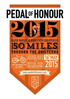 Pedal of Honour Charity Bike Ride raising much needed funds for 3 local Hospices