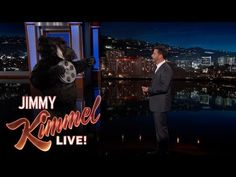 Tom Hiddleston Surprises Jimmy Kimmel with New Kong: Skull Island Trailer - YouTube