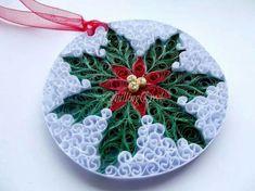 quilling my passion: Ornament pentru