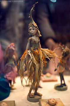 Another side of me ... - An exhibition of dolls' Fashion Lyalka ""