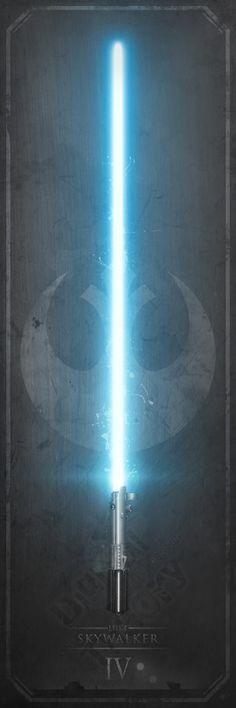 Elegant Weapons: Luke Skywalker's Lightsaber - Anthony Genuardi