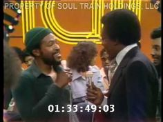 """Marvin Gaye performs """"Let's Get It On"""" on Soul Train 1974"""