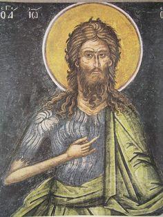 391 Raphael Angel, Archangel Raphael, Byzantine Icons, Byzantine Art, John The Baptist, Albrecht Durer, Orthodox Icons, Angel Art, Sacred Art