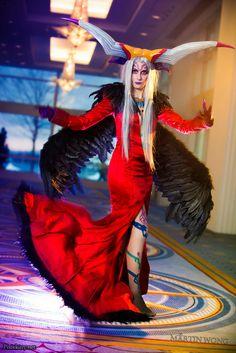 Ultimecia (Final Fantasy VIII) cosplay