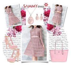 """""""Sammydress 21"""" by fashionb-784 ❤ liked on Polyvore featuring Coach and sammydress"""