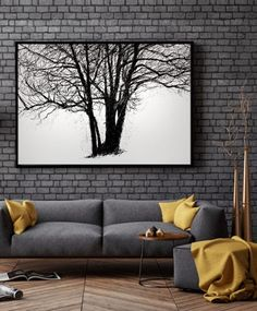 Black ink drawing showing a willow tree in early spring. This artwork is part of a series of black and white drawings of trees.Winner of BEAUTY OF BLACK AND WHITE CONTEST October 2019 Art Prints For Sale, Wall Art Prints, Fine Art Prints, Framed Prints, Canvas Prints, Tree Wall Art, Tree Art, Wall Art Decor, Black And White Drawing