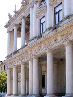 Palazzo Chiericati, Vicenza, photo by Dogears, Wikipedia, Creative Commons License