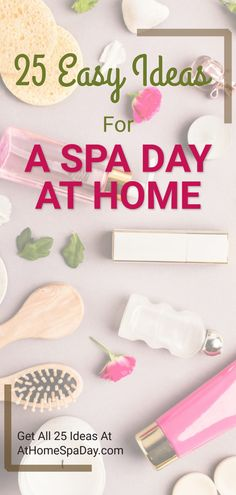 Diy home supplies 246290673359501227 - I adore these 25 easy ideas for a spa day at home. How to have a fun, awesome, DIY home spa day for, party, . Diy Spa Tag, Hand Soak, Spa Food, Make Up Organizer, Kit, Spa Day At Home, Kids Spa Day, Massage Treatment, Spa Night