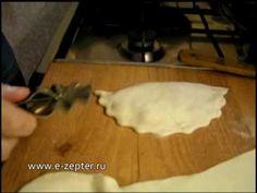Чебуреки - видео рецепт