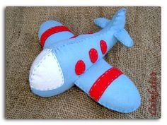 Mini almofada avião